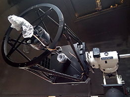 RC20 Telescope and mirrors